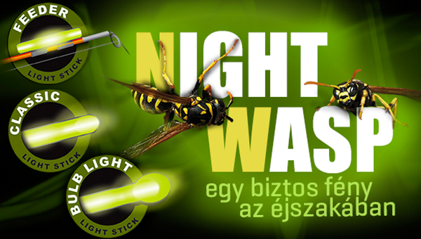 Night Wasp Energofish