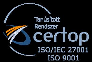 ISO tanúsított rendszer