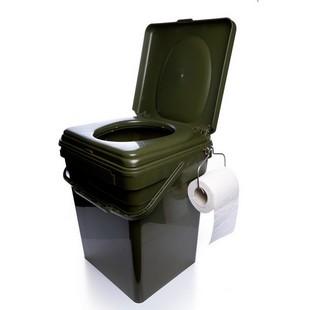 RIDGEMONKEY MODULAR BUCKET + TOILET SEAT WC SZETT