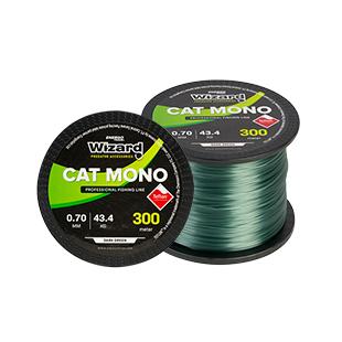 FIR WIZARD CAT MONO 0,70MM 300M 43,4KG