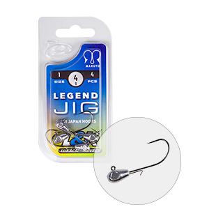 L&K LEGEND JIG 1 4G 4PCS/BAG