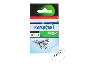 KAMASAKI CSOMAGOS HOOK SNAP 0 10DB/CS