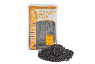 BENZAR MIX PELLET BLACK HALIBUT 6MM