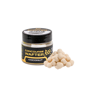 BENZAR MIX CONCOURSE WAFTERS 6 MM COCONUT WHITE 30 ML