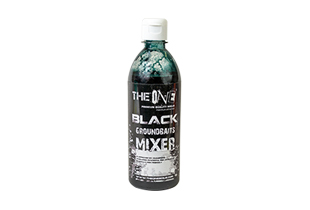 THE ONE GROUNDBAITS MIXER 500ml BLACK