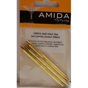 AMIDA HALF HITCH SET (SET PT. NODURI HITCH)