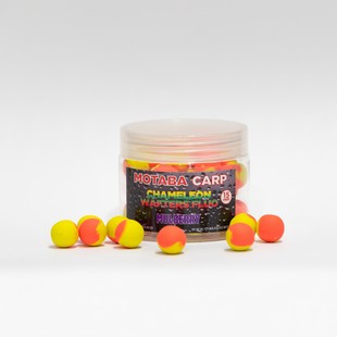 MOTABA CARP WAFTERS CHAMELEON FLUO EPERFA 15 MM 60G