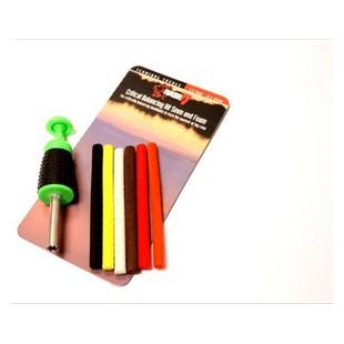 NASH CRITICAL BALANCING KIT  5mm and FOAM (1 x tool - 6 x foam per pack)