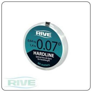 RIVE HARDLINE ZSINÓR 0,08 60M