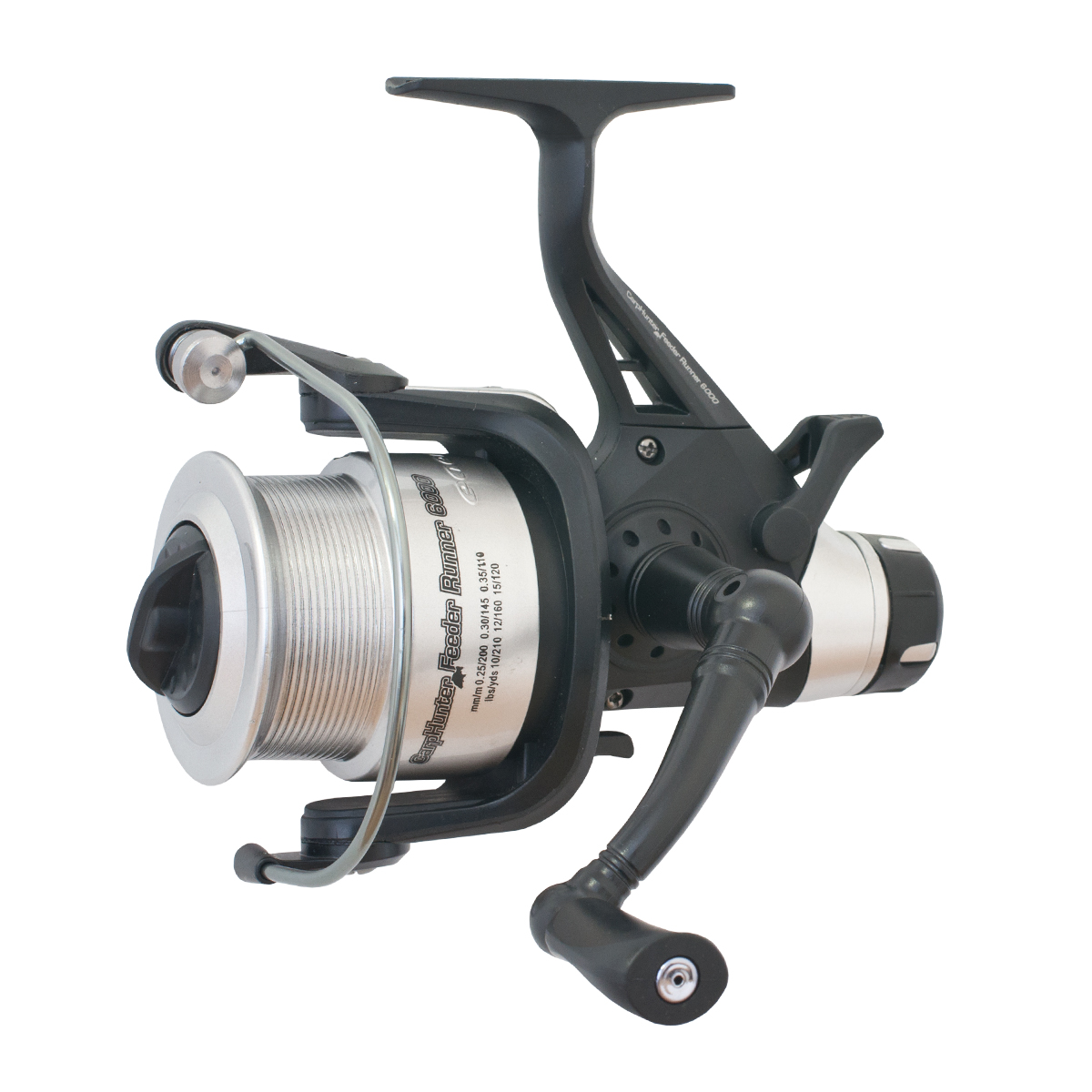 ORSÓ CARP HUNTER FEEDER RUNNER 6000