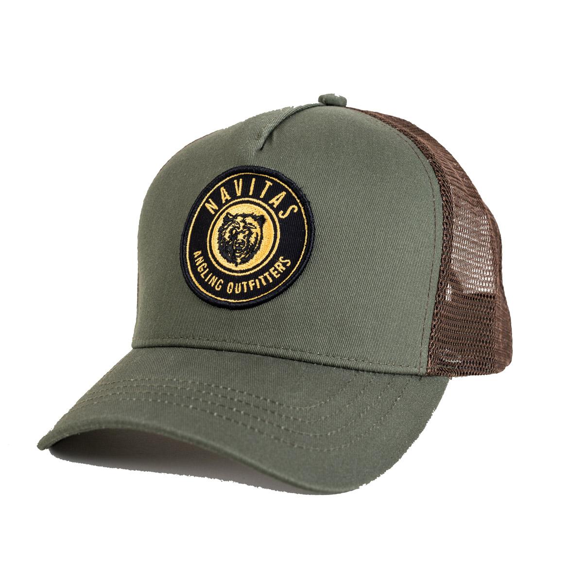 NAVITAS RODS TRUCKER CAP GREEN
