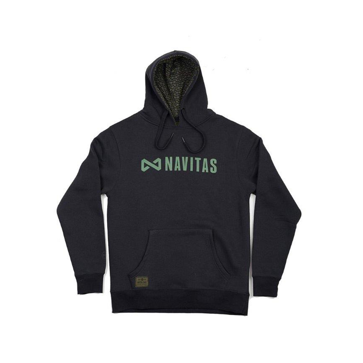 NAVITAS CORE HOODY BLACK M