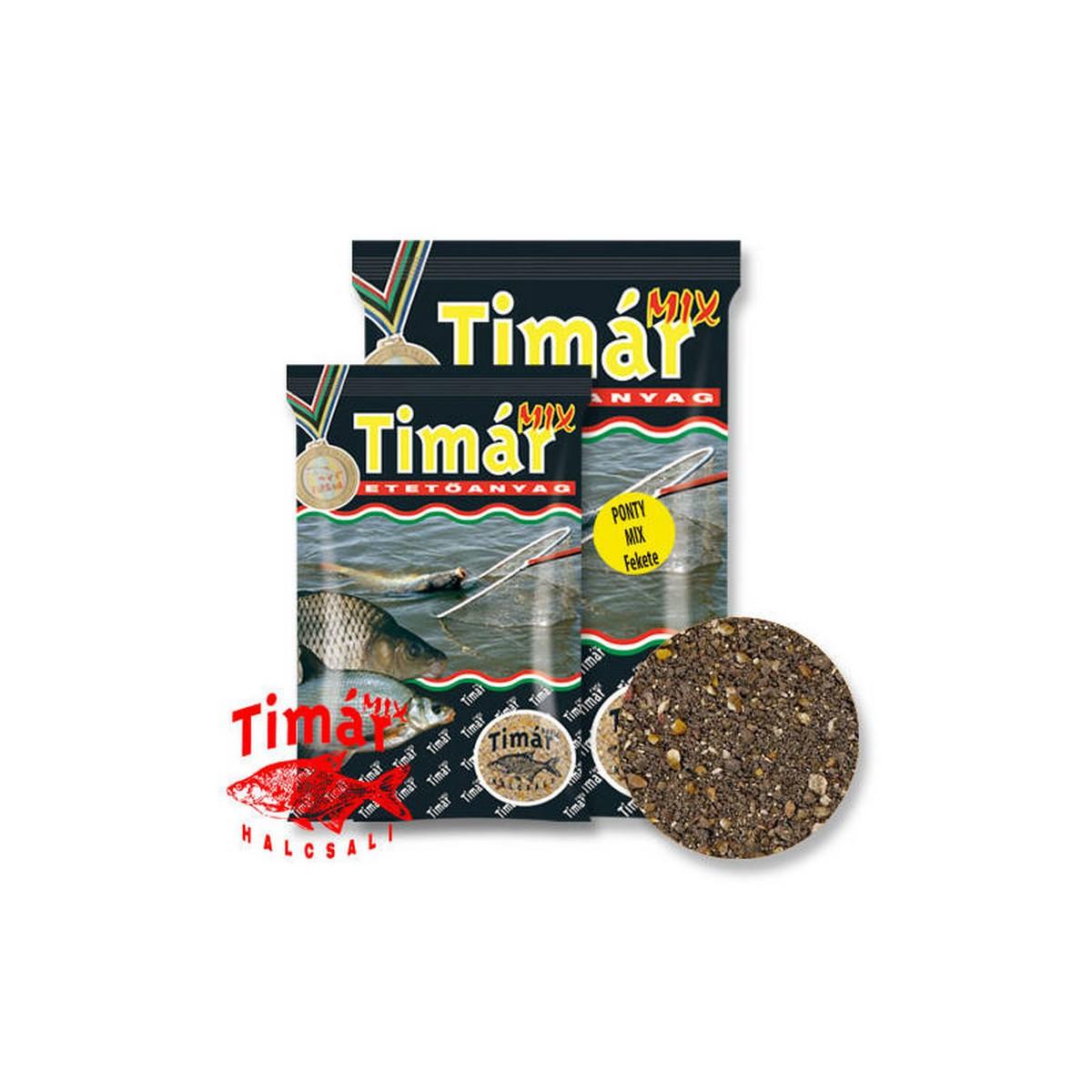 TIMÁR MIX PONTY MIX FEKETE 3KG