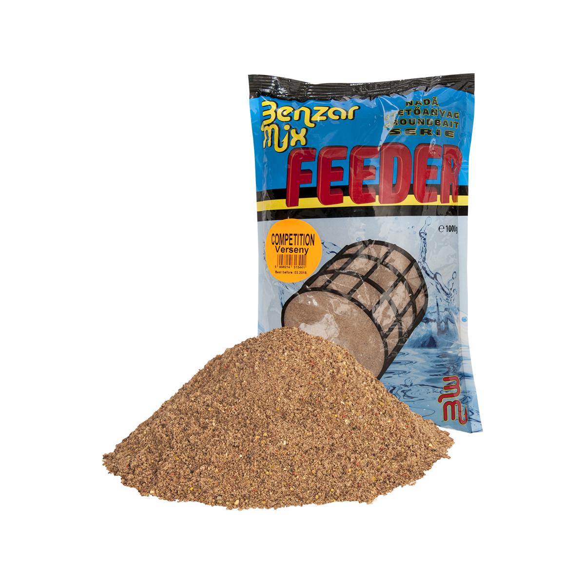 BENZAR FEEDER SERIES 1KG COMPETITION