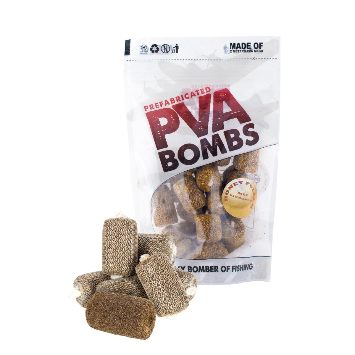 PVA  BOMB HONEY POLLEN