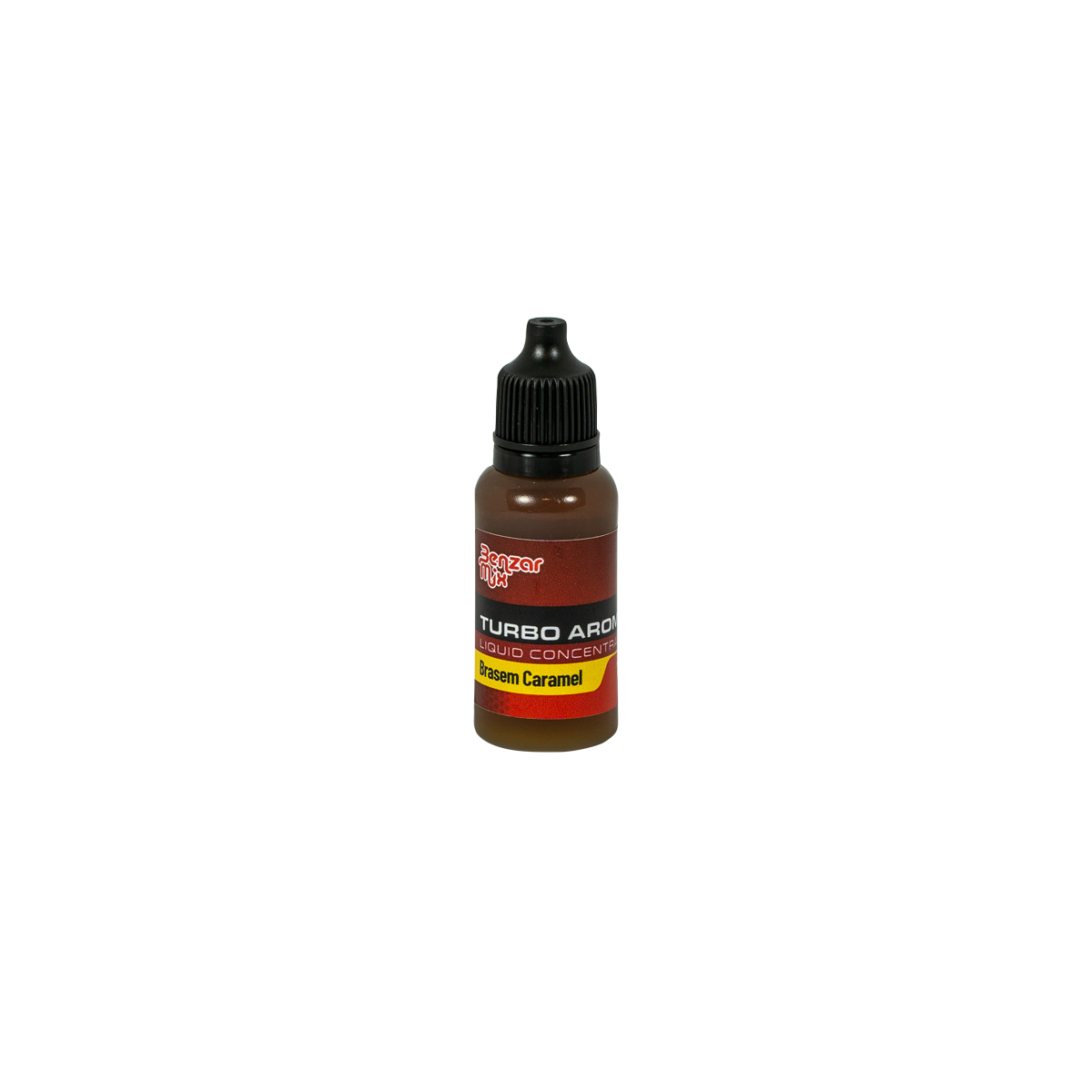 BENZAR MIX TURBO AROMA BRASEM KARAMELL 15ML