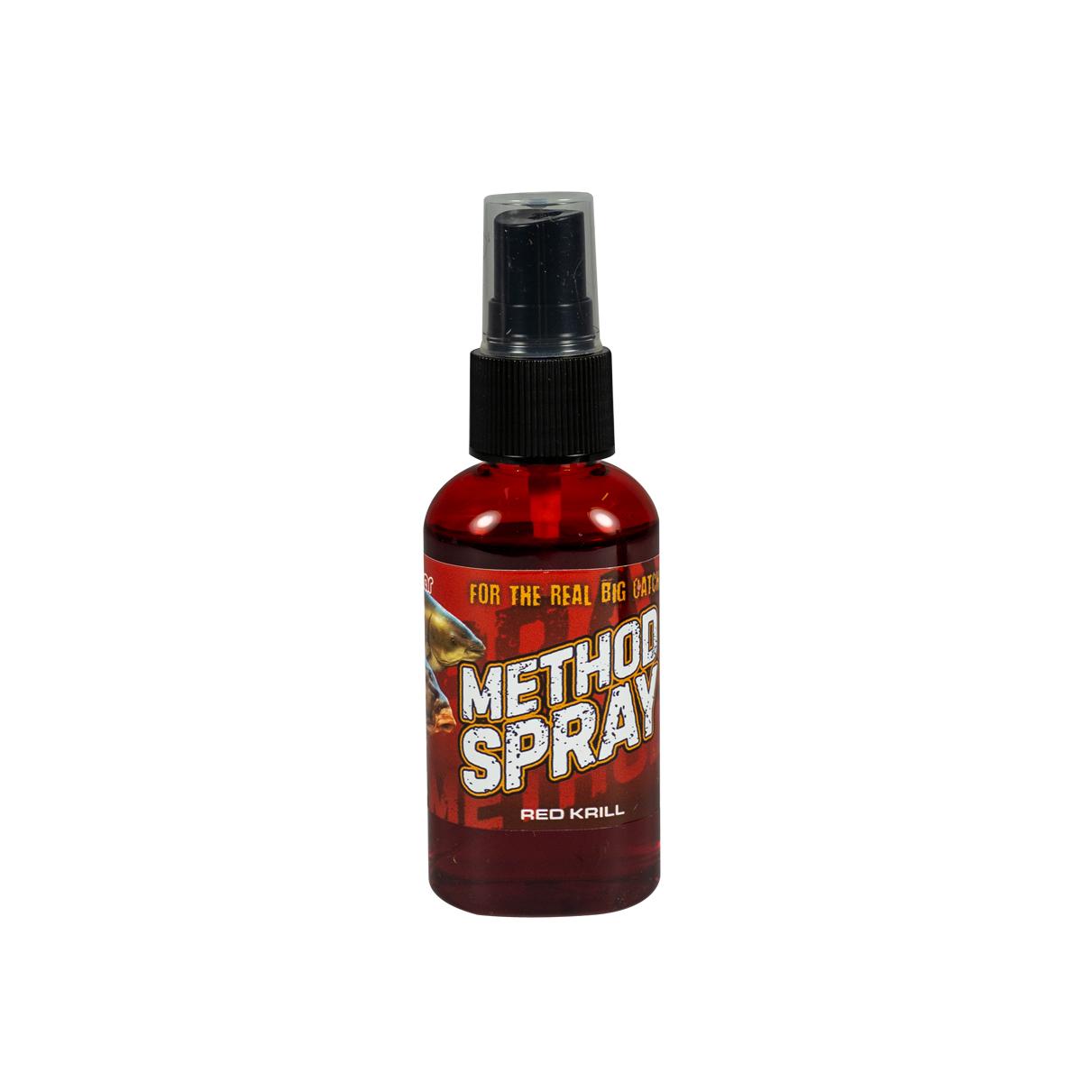 BENZAR MIX Method Spray - ČERVENÝ KRILL (50ml)