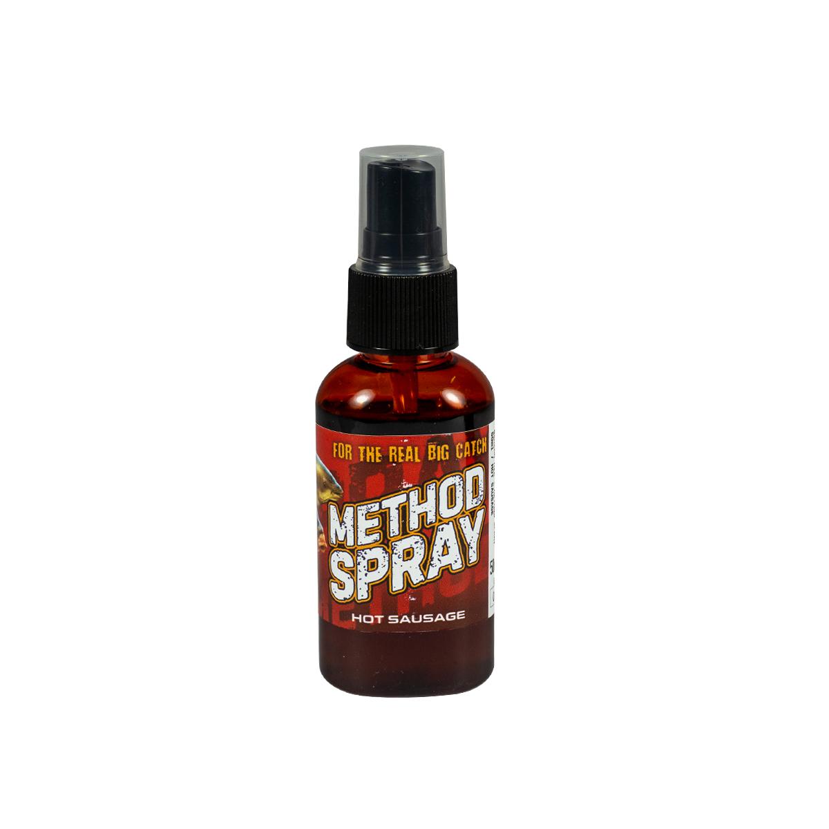BENZAR MIX Method Spray - ŠTIPLAVÁ KLOBÁSA (50ml)