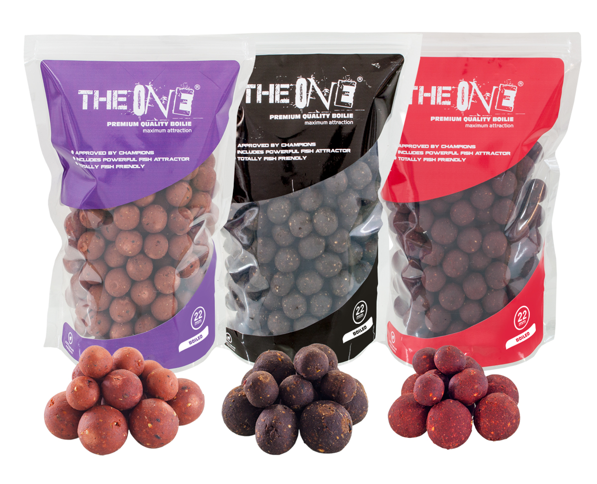 THE ONE PURPLE BOILED 22MM 1KG