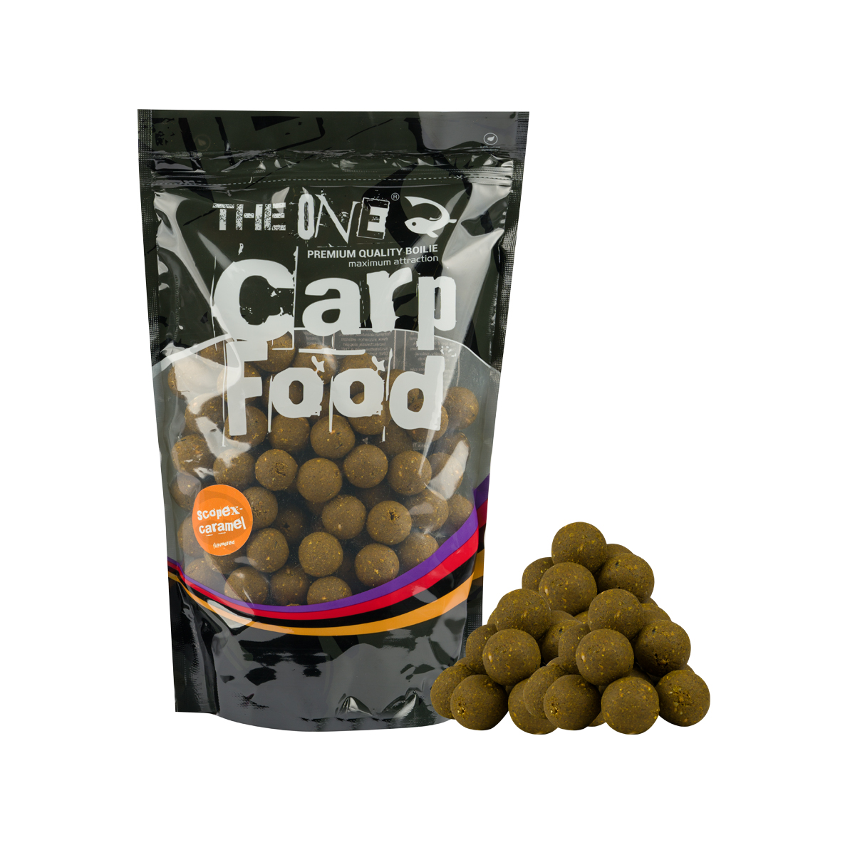 THE ONE FOOD GOLD SOLUBLE 22MM