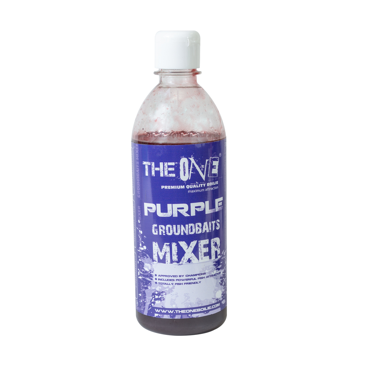 THE ONE GROUNDBAITS MIXER 500ml PURPLE