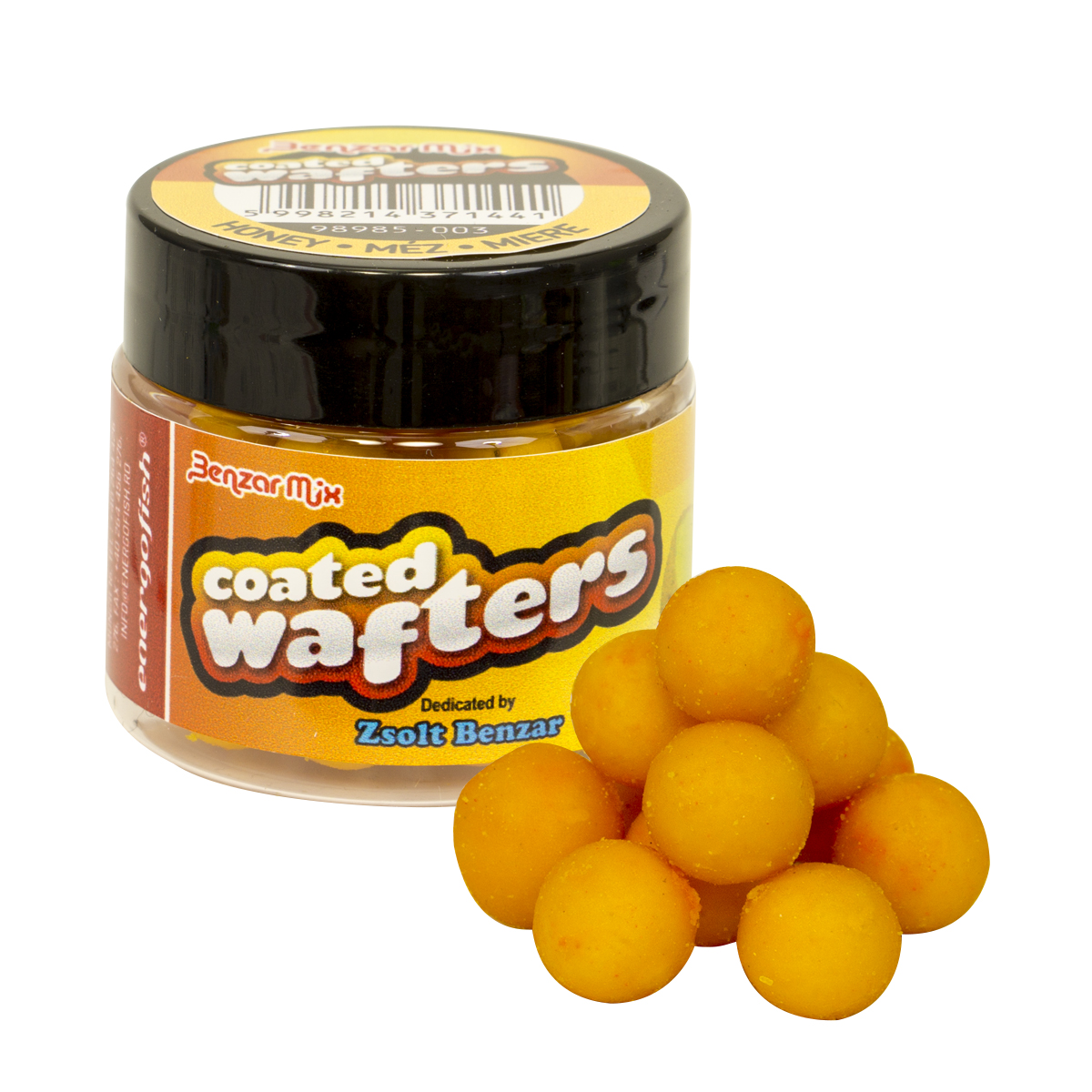 BENZAR COATED WAFTERS 8MM  MÉZ 30ML SÁRGA