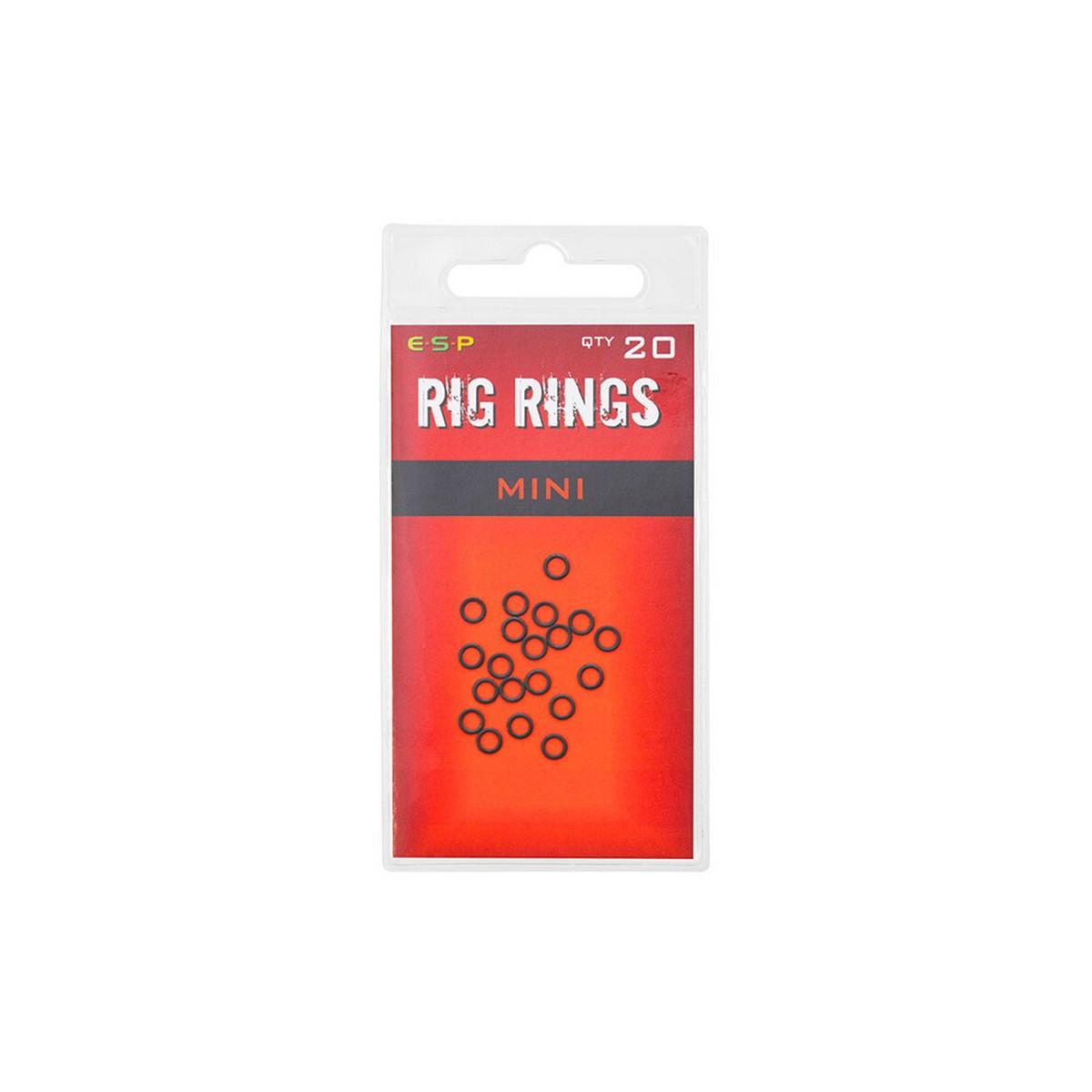 ESP RIG RINGS - MINI - CSALIGYÛRÛ 20DB