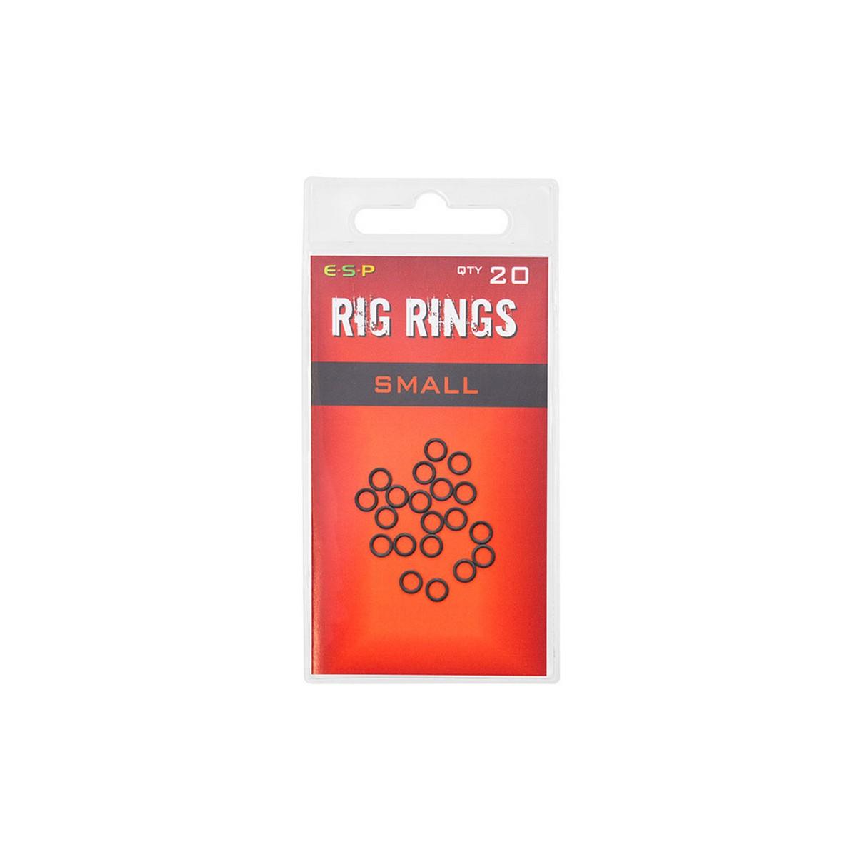 ESP RIG RINGS - SMALL - CSALIGYÛRÛ 20DB