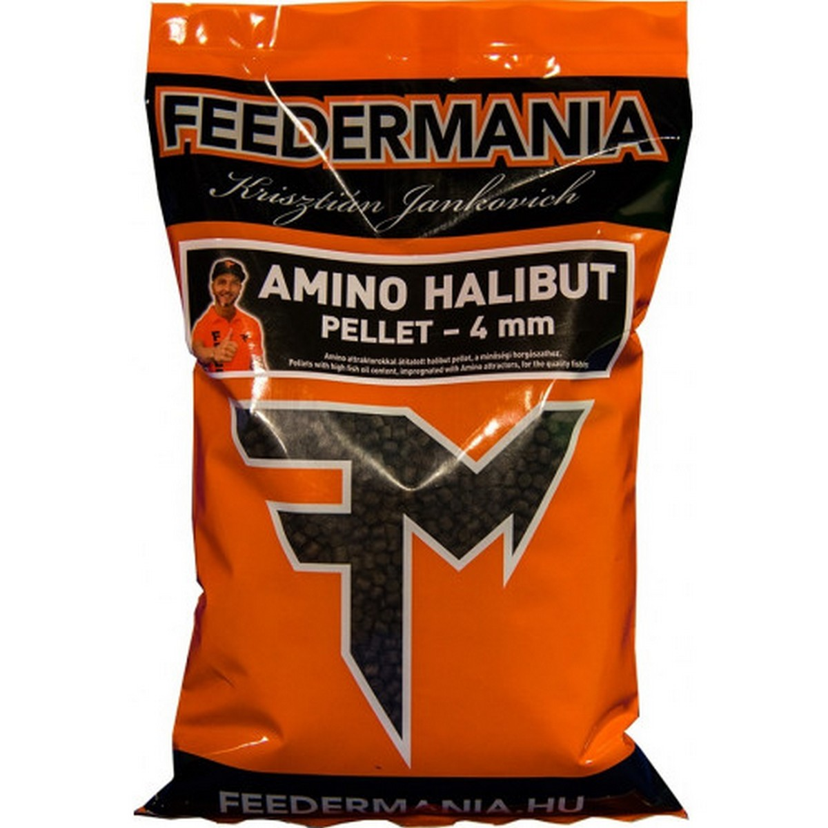 PELLET 4 MM AMINO HALIBUT 800G