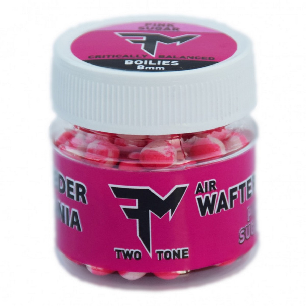 AIR WAFTERS TWO TONE 8 MM PINK SUGAR