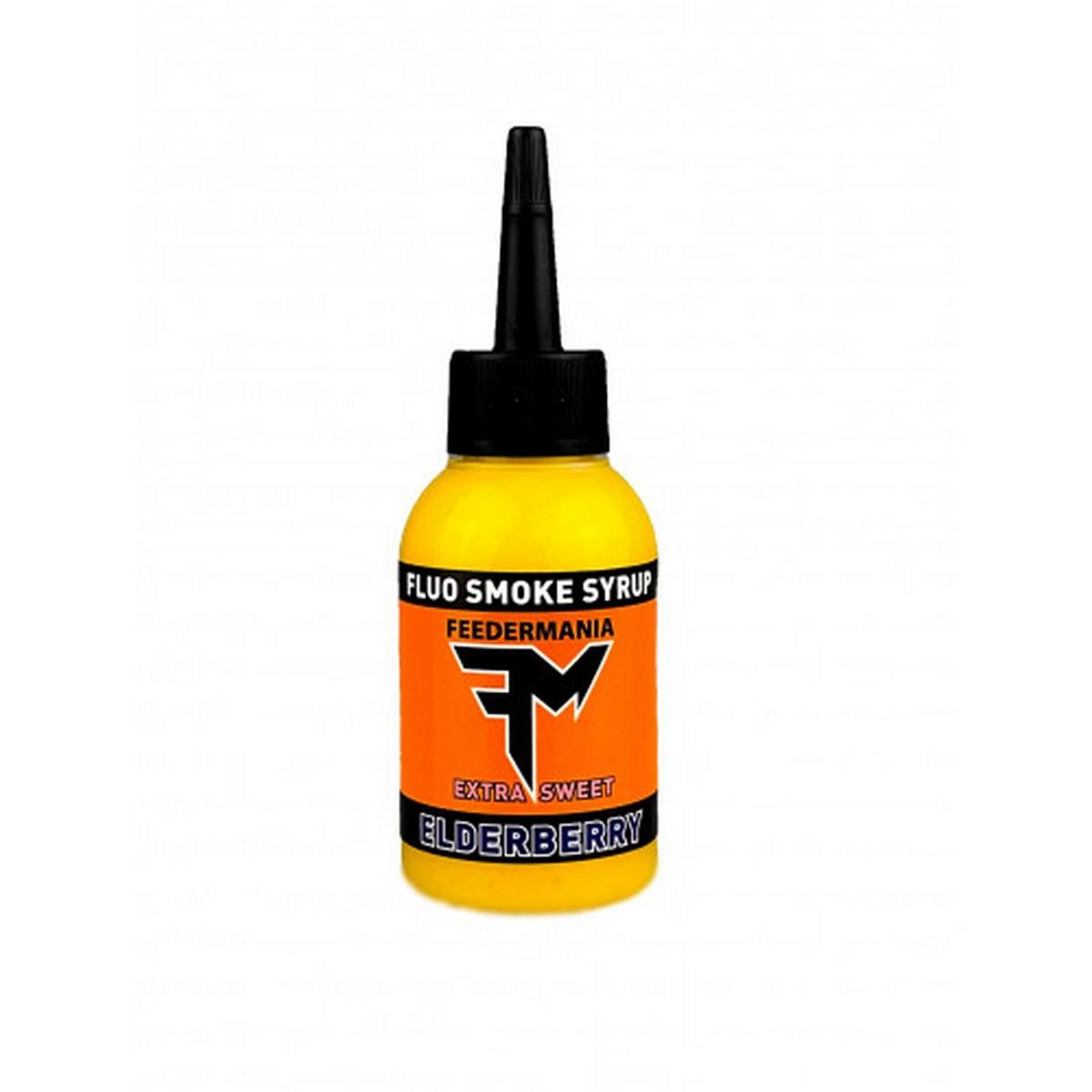 FLUO SMOKE SYRUP ELDERBERRY 75 ML