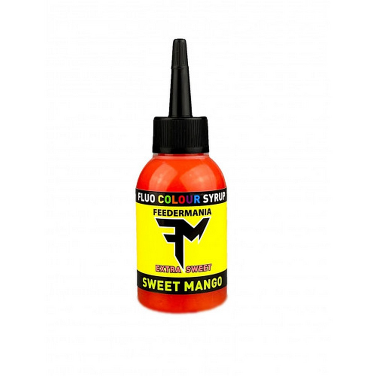 FLUO COLOUR SYRUP SWEET MANGO 75 ML