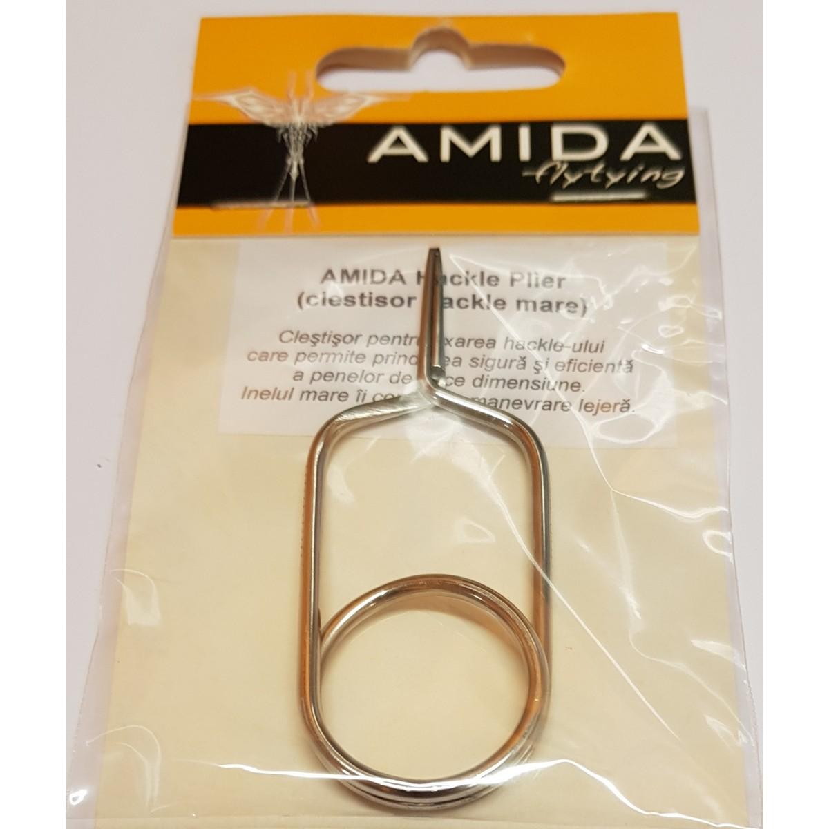 AMIDA HACKLE PLIER (CLESTISOR HACKLE) MARE