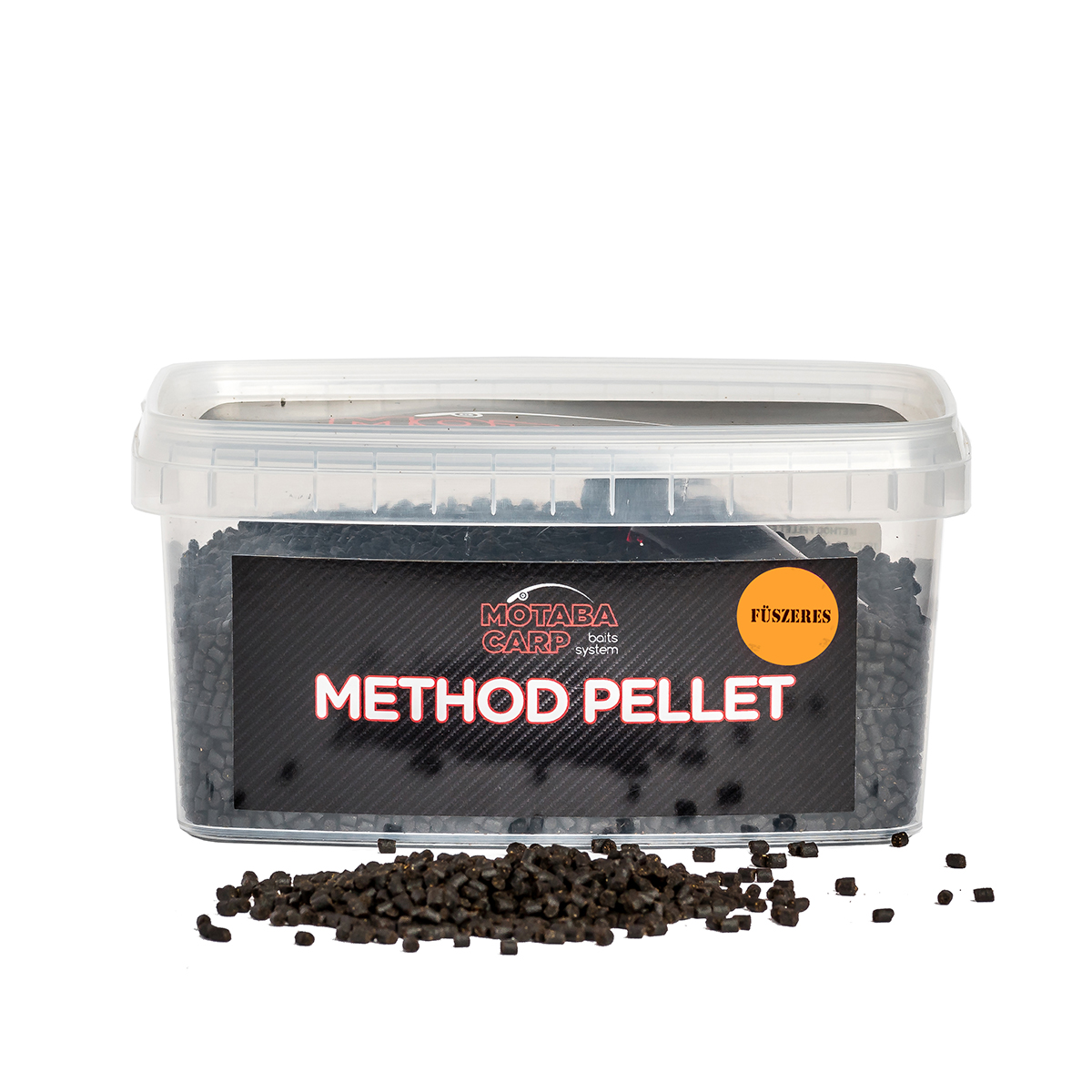 MOTABA CARP METHOD PELLET HALAS 3MM 500G