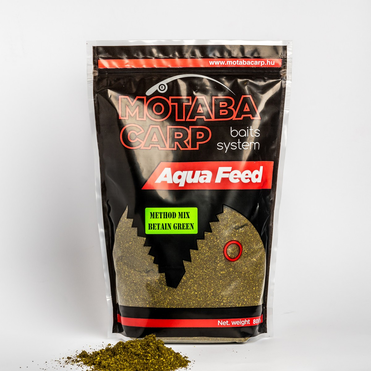 MOTABA CARP METHOD MIX BETAIN GREEN 800G