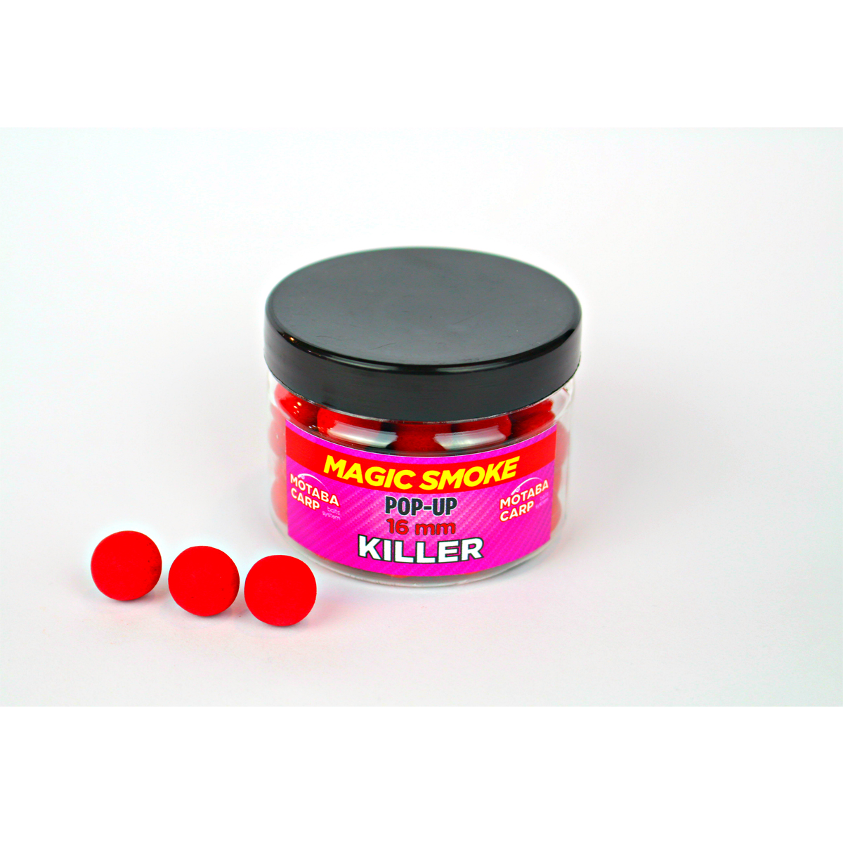 MOTABA CARP POP UP SMOKE KILLER 16MM
