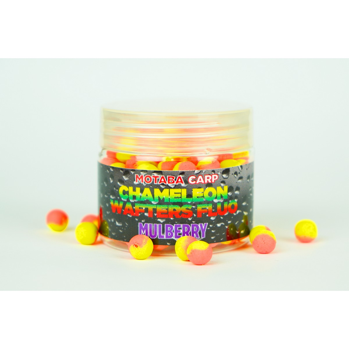MOTABA CARP WAFTERS CHAMELEON FLUO EPERFA 12 MM 30G