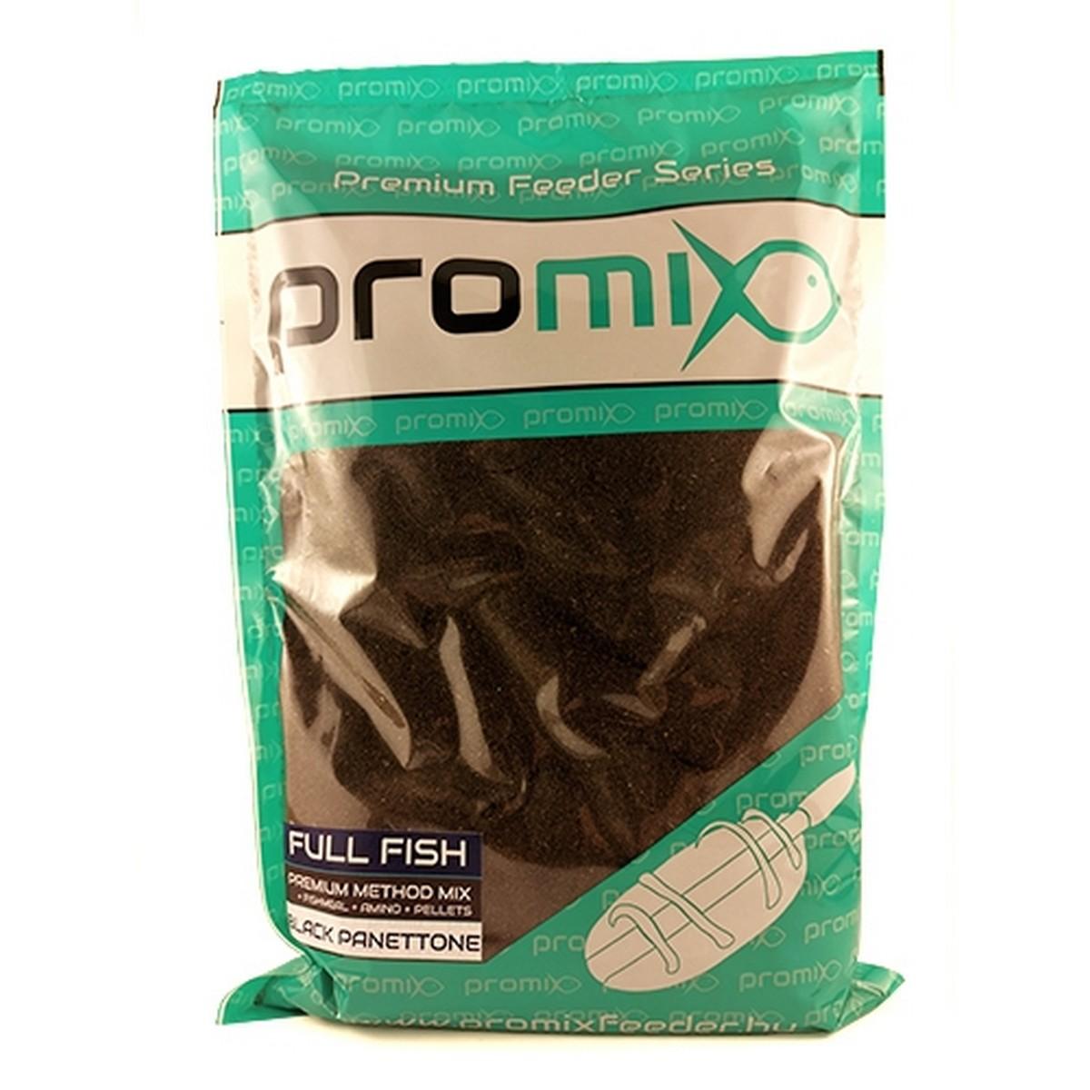PROMIX FULL FISH METHOD MIX BLACK PANETTONE