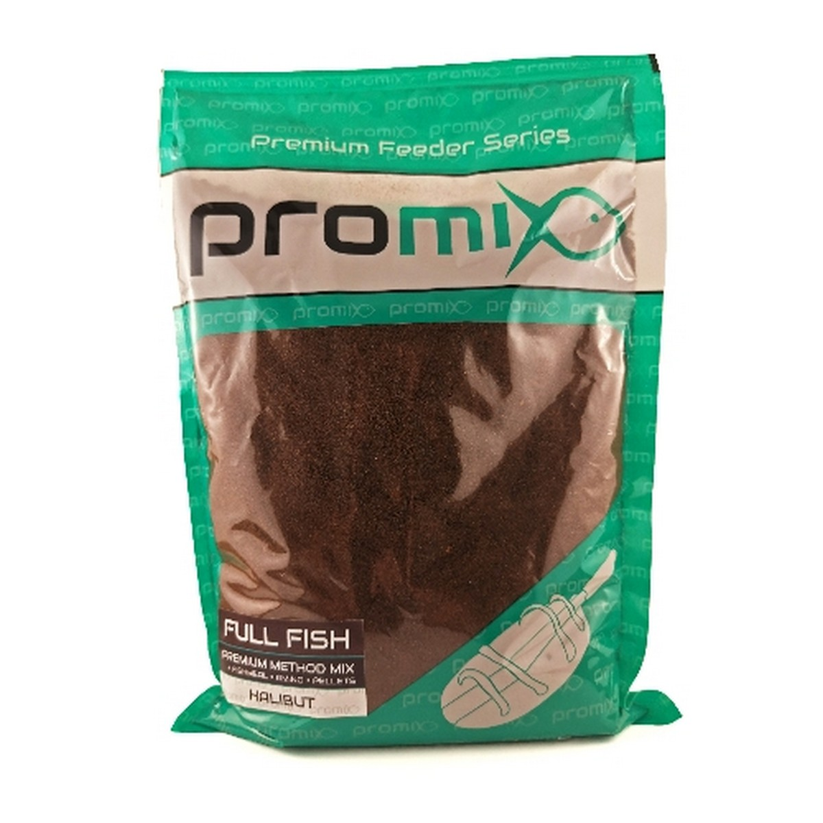 PROMIX FULL FISH METHOD MIX HALIBUT