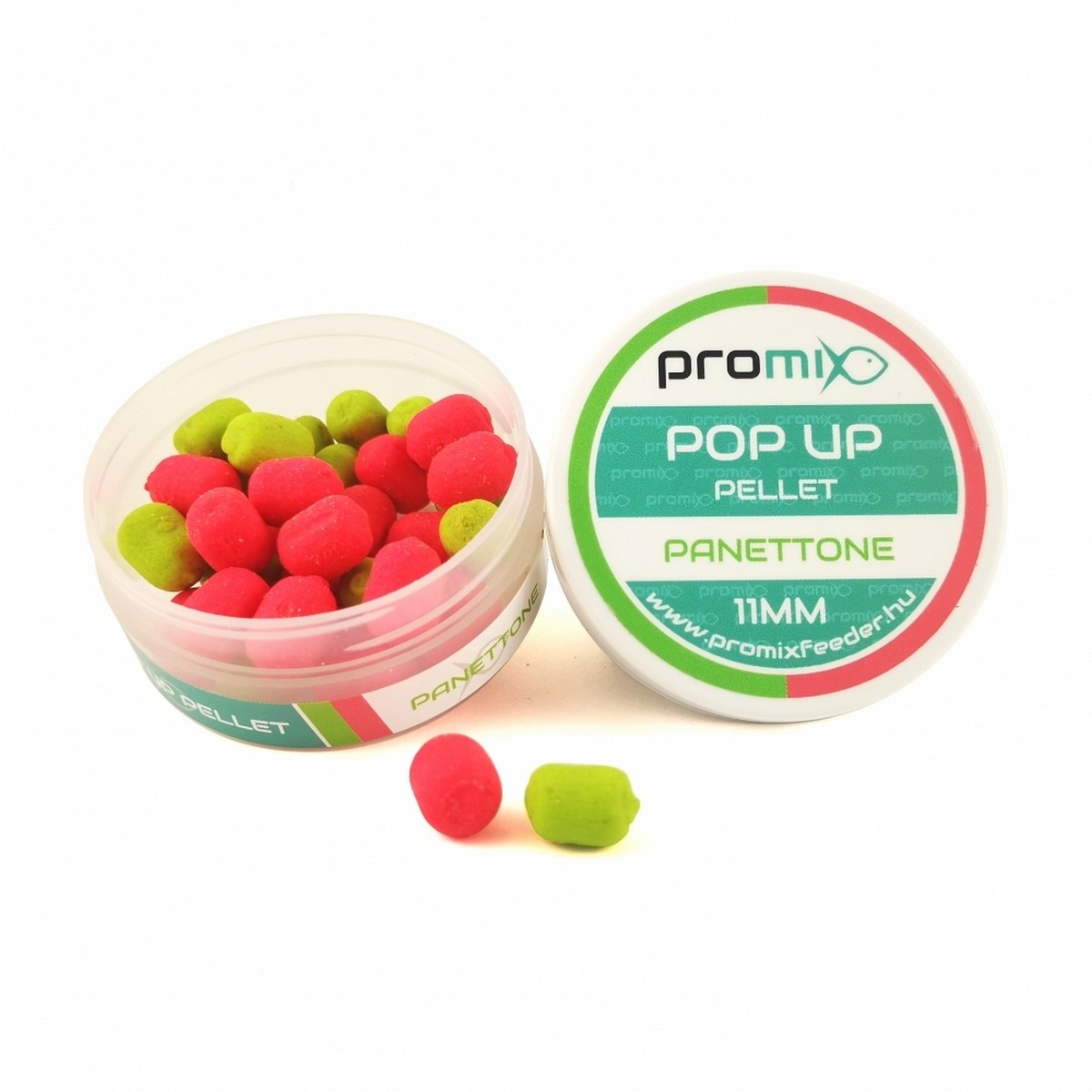 PROMIX POP UP PELLET 11MM PANETTONE 20G