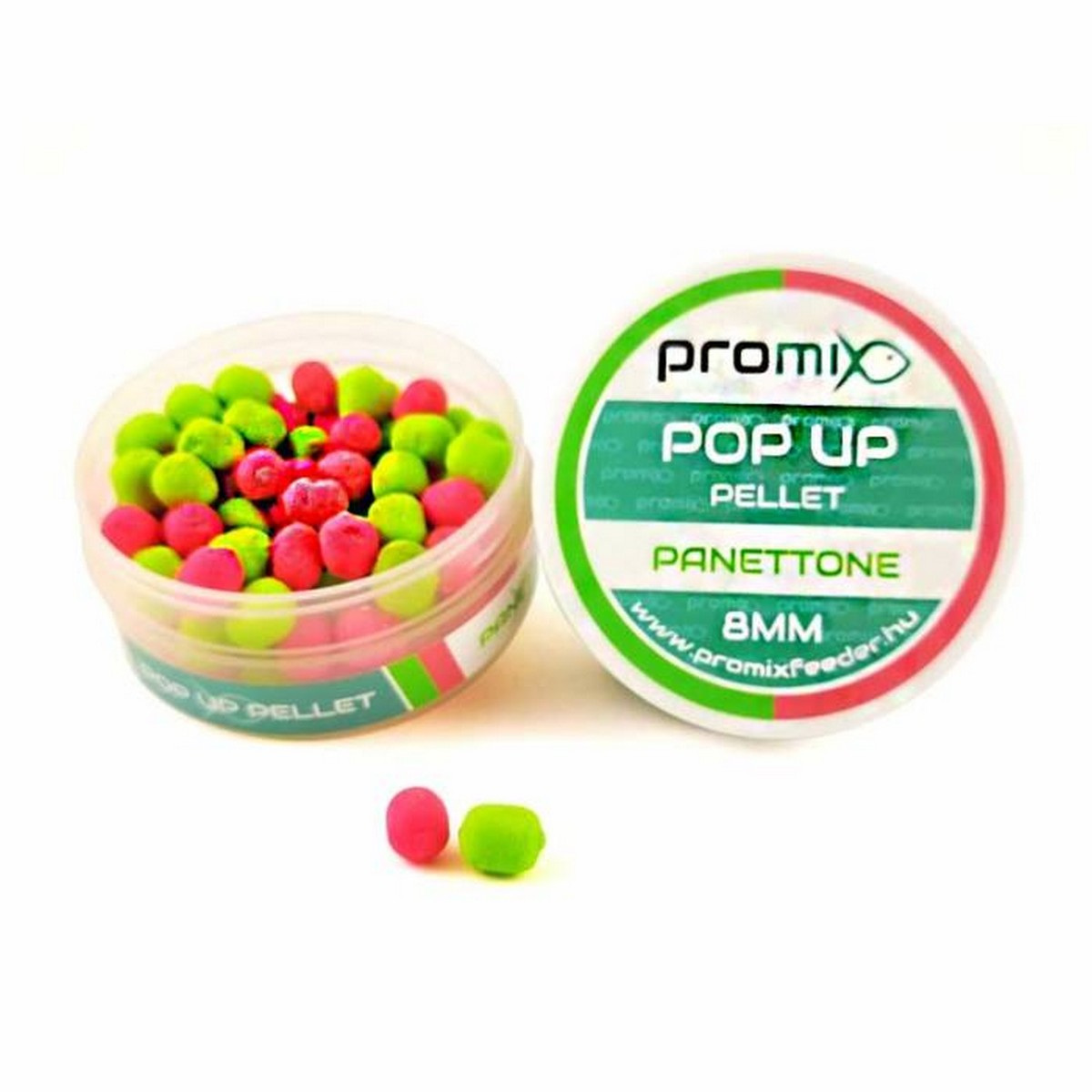 PROMIX POP UP PELLET 8MM PANETTONE 20G