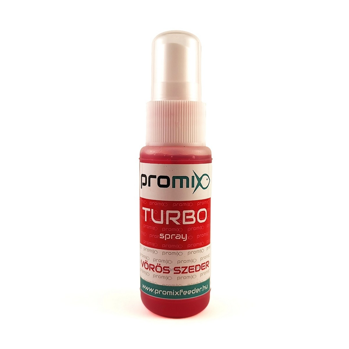 PROMIX TURBO SPRAY VÖRÖS SZEDER 30ML