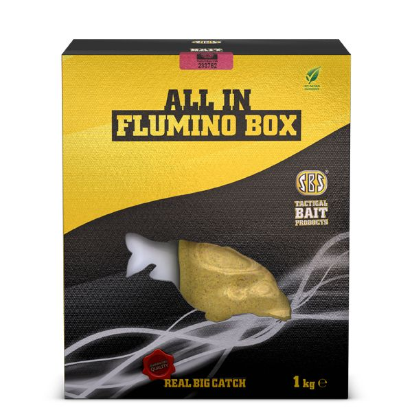 SBS ALL IN FLUMINO BOX N-BUTYRIC 1,5 KG