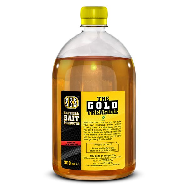 SBS GOLD TREASURE CORN 900 ML
