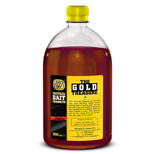 SBS GOLD TREASURE SPICY SPICY 900 ML