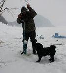 Sügérek a jég alól