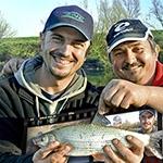 Két feeder két horgász és a paducok