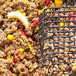 Angolmorzsa és pastonchino az etetőanyagban