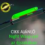 Night Wasp-pel az éjszakában