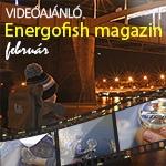 Energofish magazin, Február